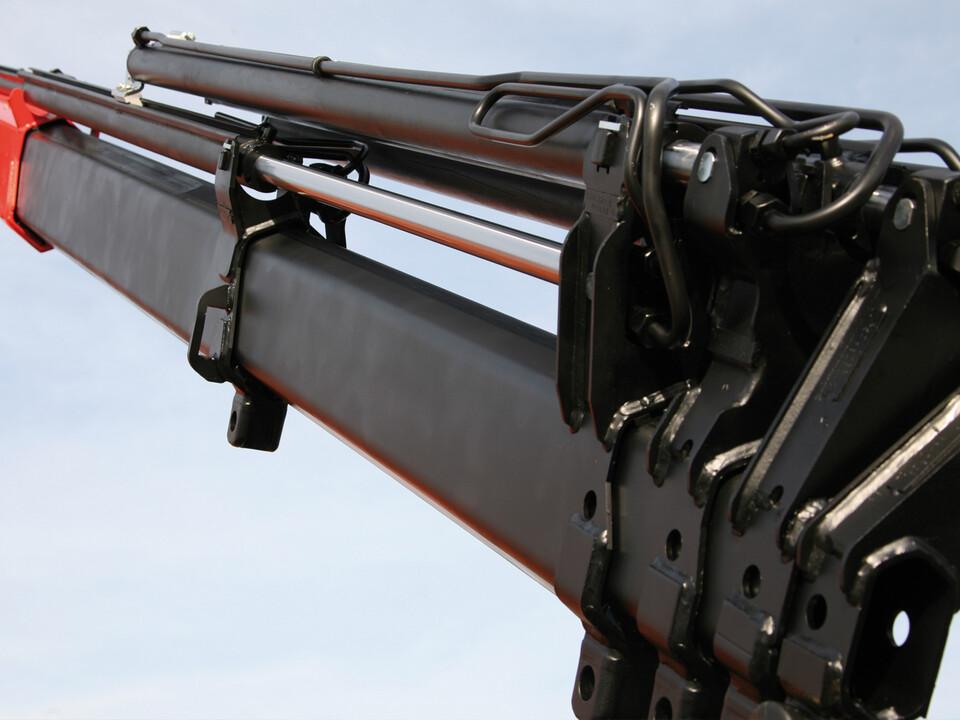 Knuckle Boom Cranes | PALFINGER