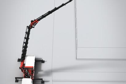 Loader Cranes | PALFINGER