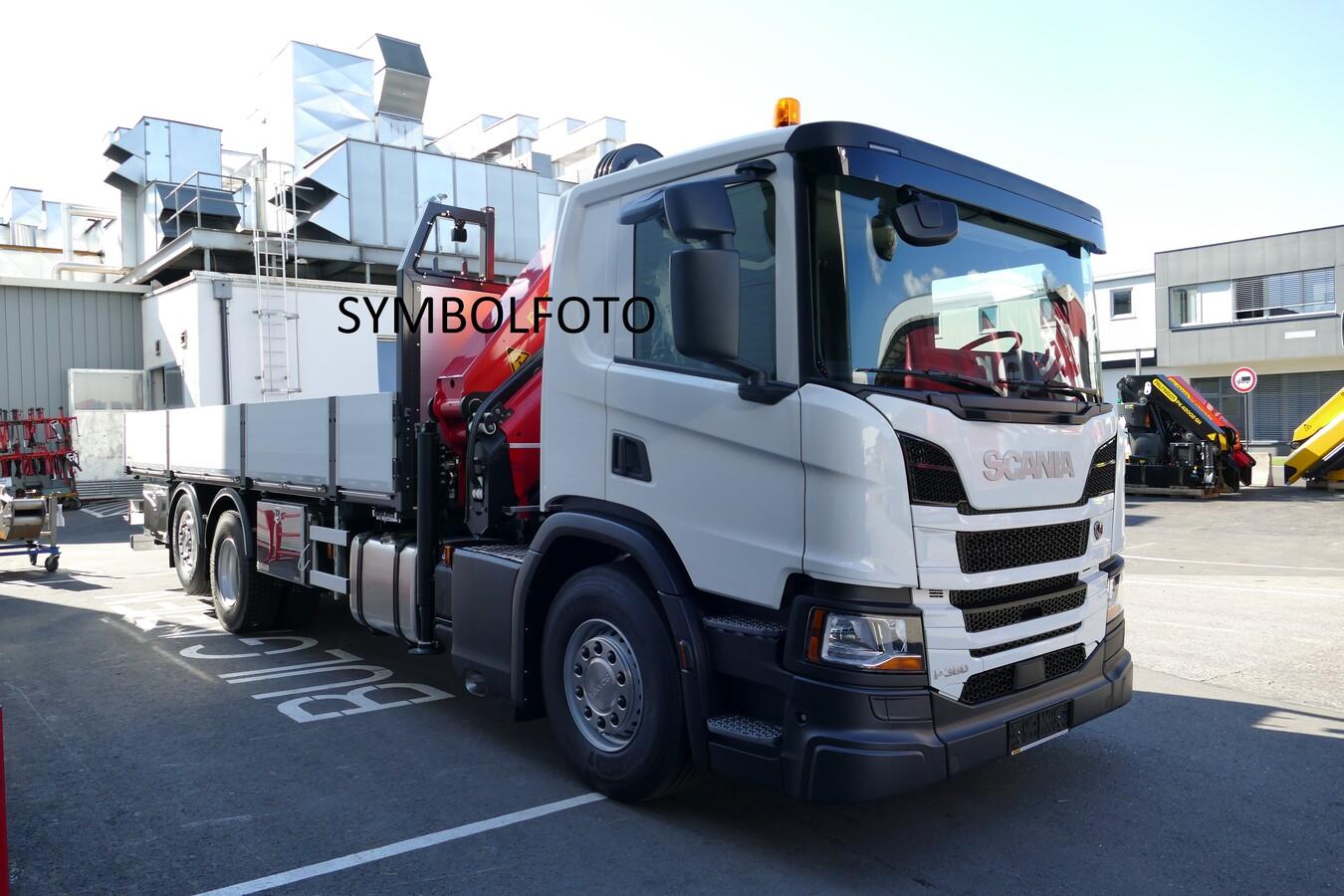 PK 19 001 SLD5 Scania SCANIA P360B 6x2*4NB | PALFINGER