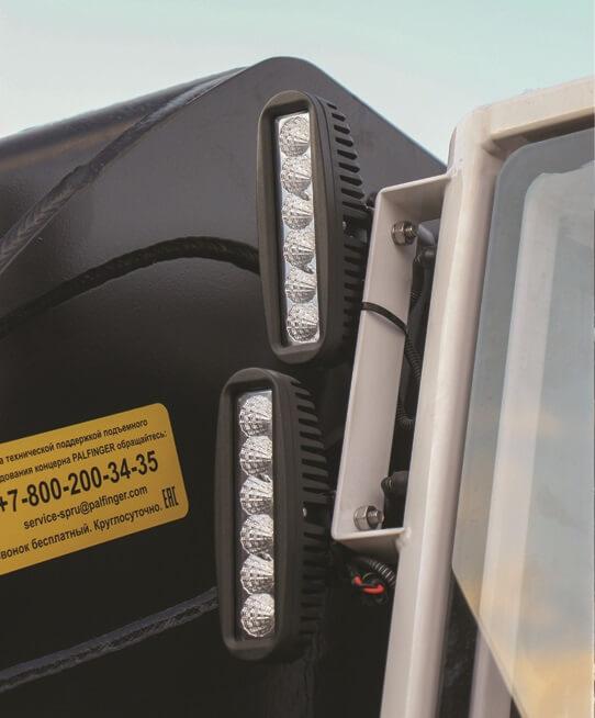 Гидроманипуляторы для леса ВЕЛМАШ VM10L86К