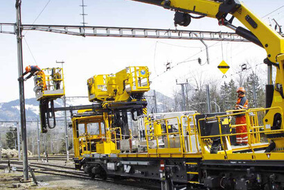 PALFINGER Railway Systems