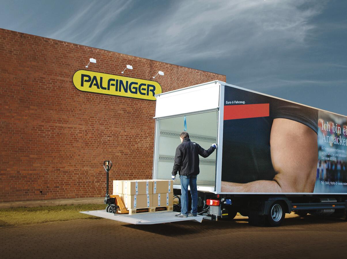Tail Lifts | PALFINGER