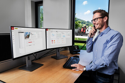 PALFINGER Fleetmanager - Digitalization