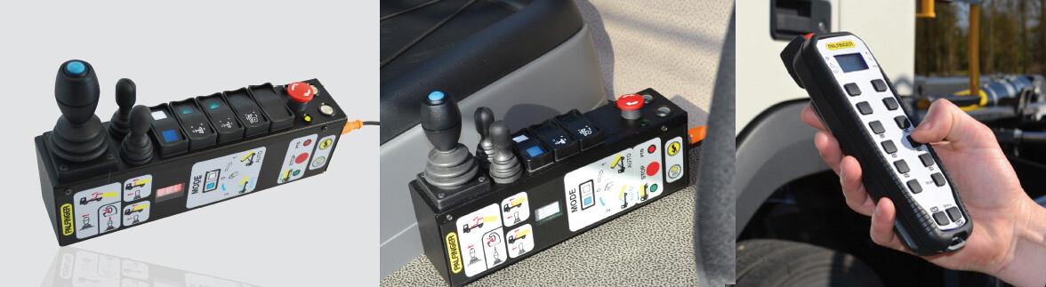 Pro Active Drive Control System Palfinger