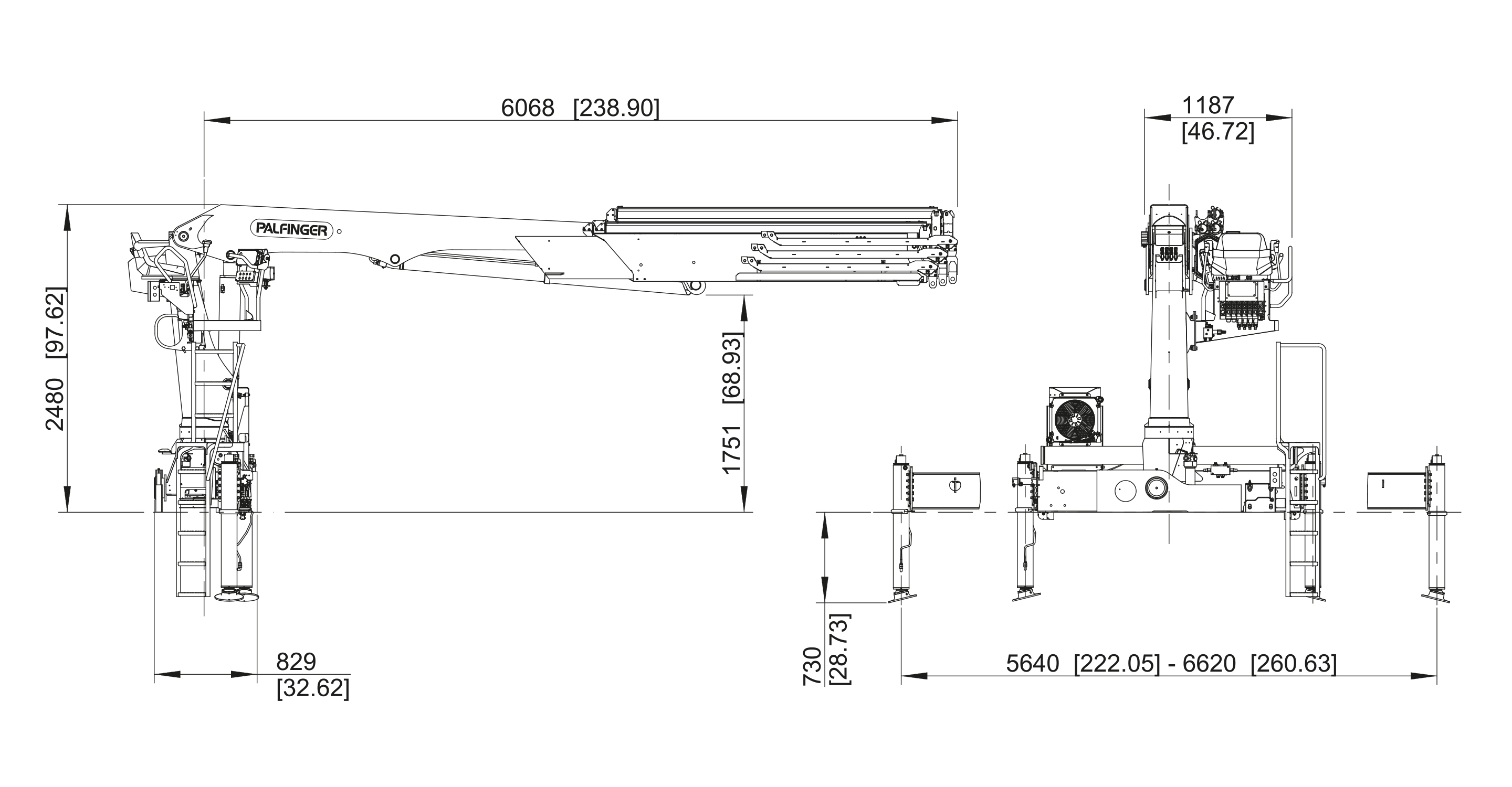 pk 18 001l sld 3 palfinger HVAC Wiring Diagrams cranes shown in the leaflet  are partially