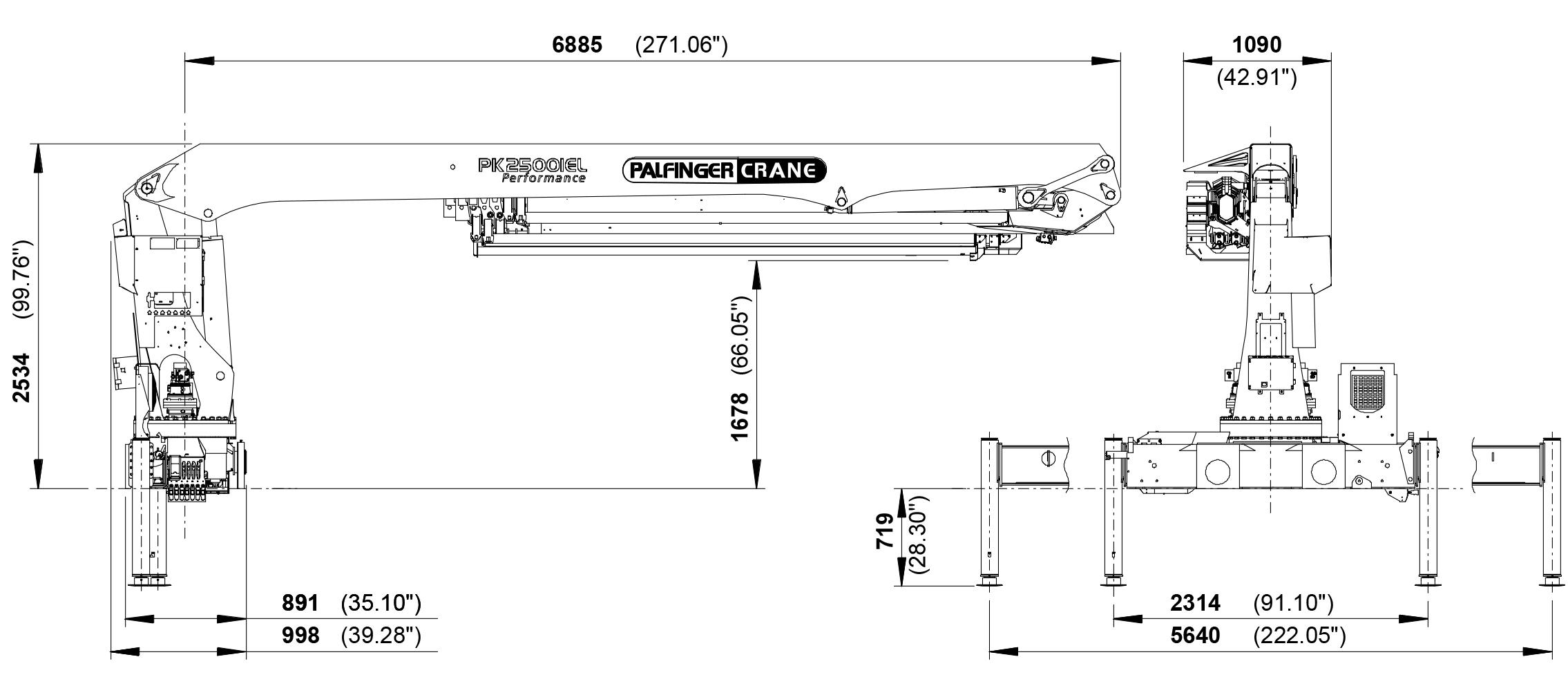 Pk 25001 El Performance