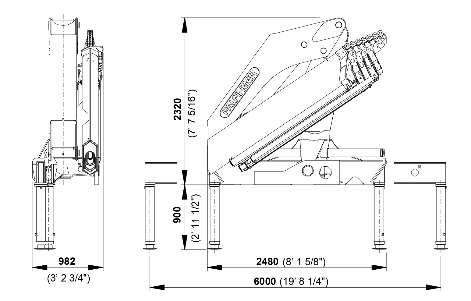 Palfinger Wiring Diagrams - Wiring Diagrams Show on