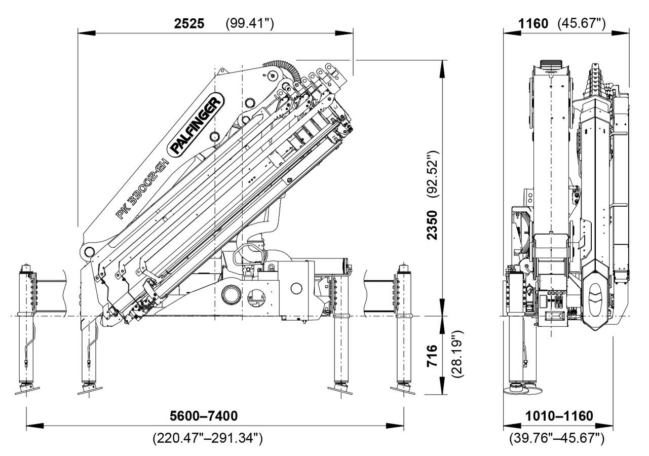 Pk 33002 Eh High Performance Palfinger