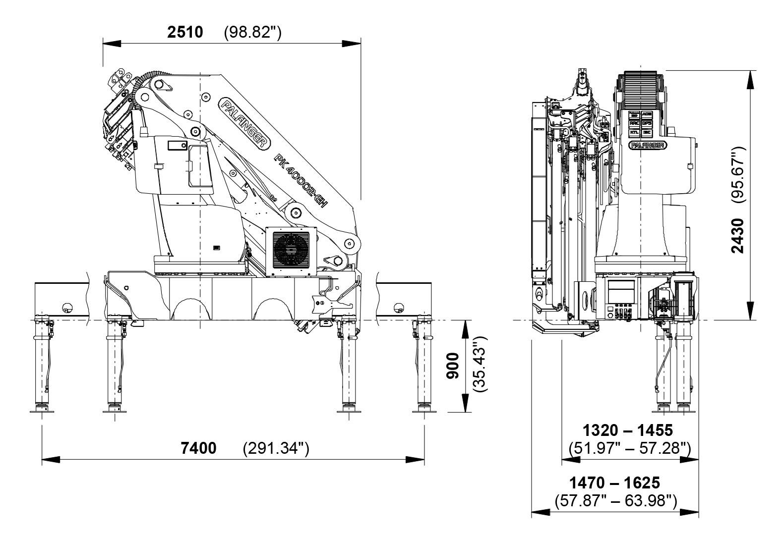 palfinger wiring diagrams