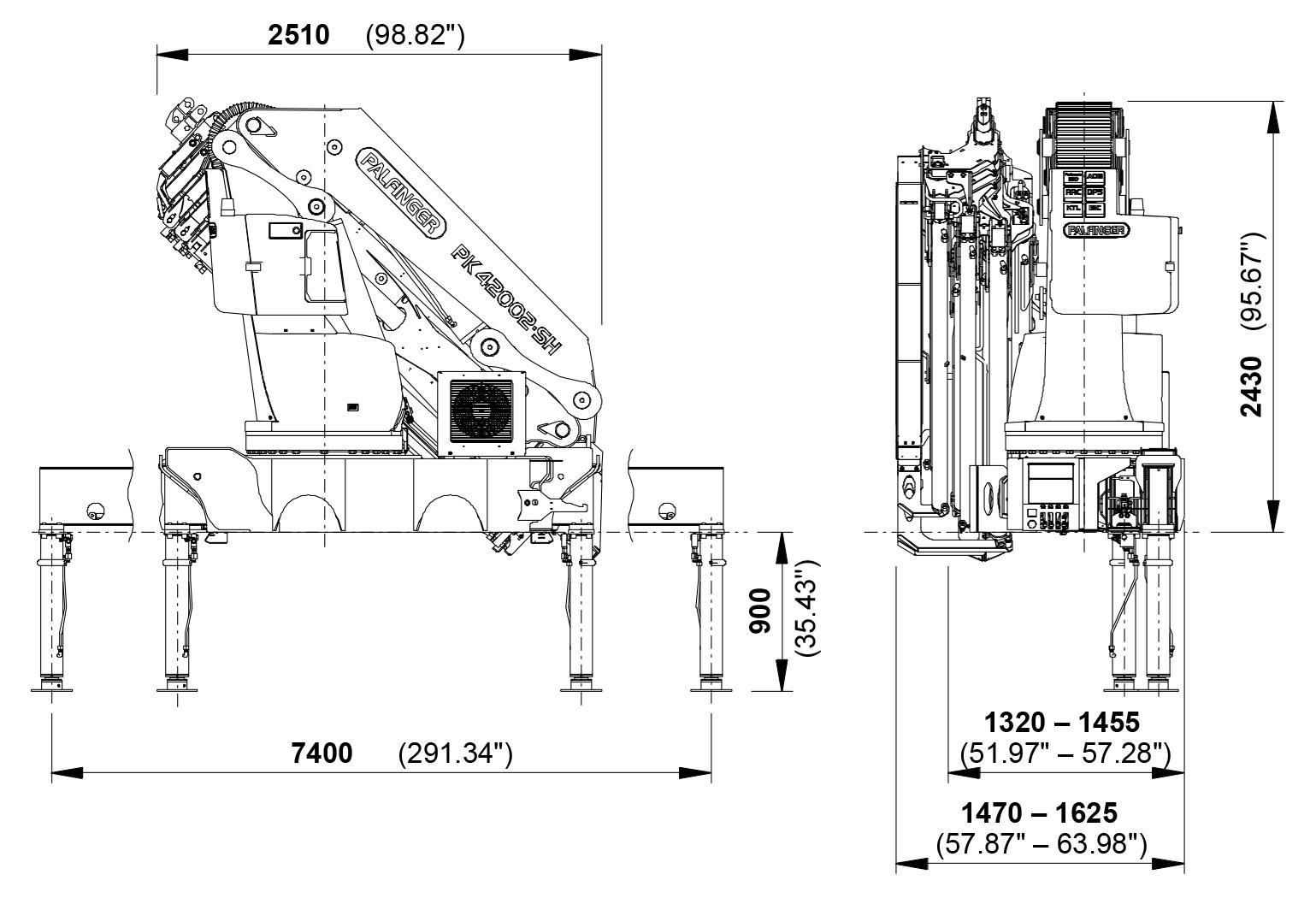pk 42002 sh high performance palfinger rh palfinger com Residential Electrical Wiring Diagrams 3-Way Switch Wiring Diagram