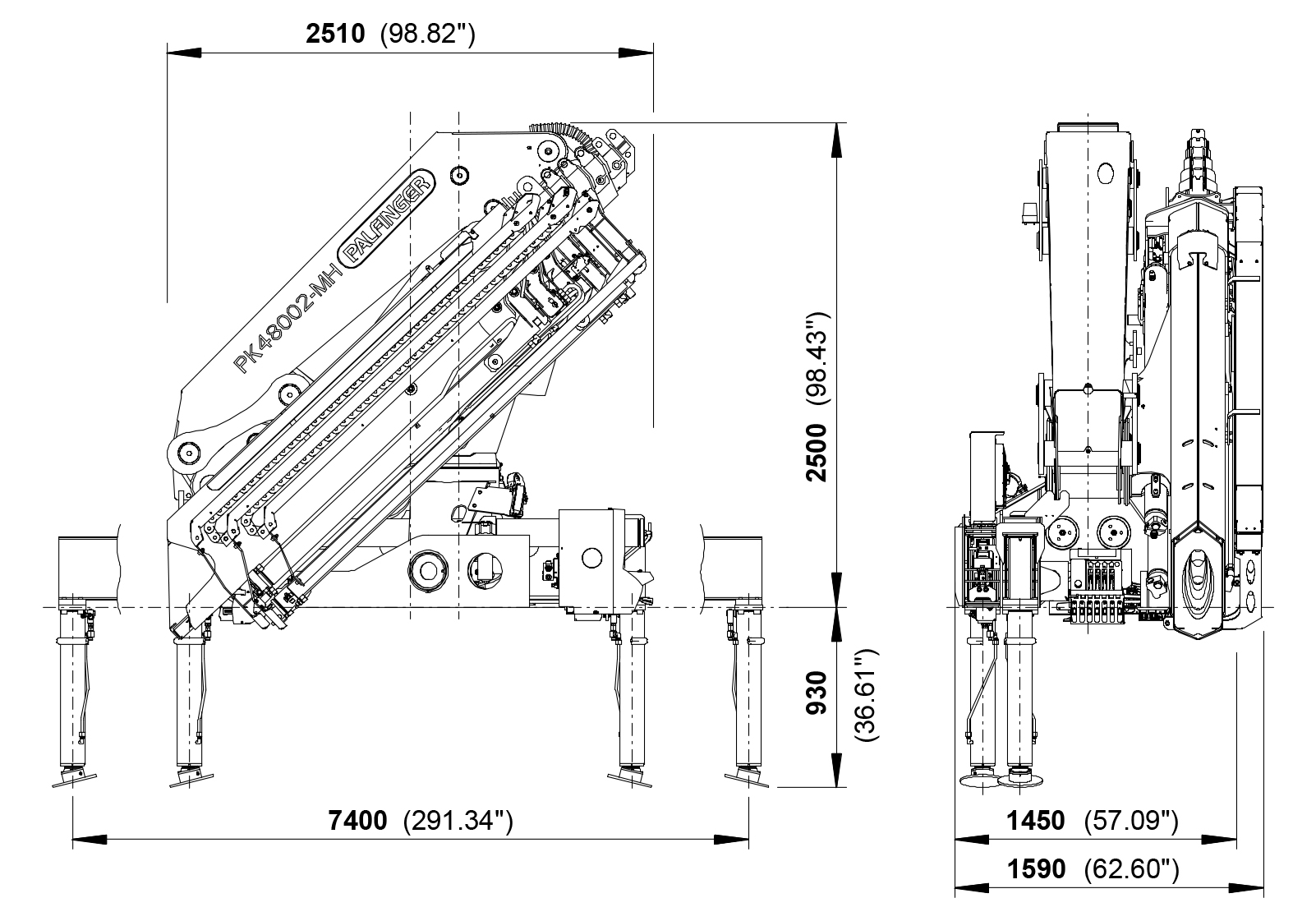 PK 48002 MH   PALFINGER
