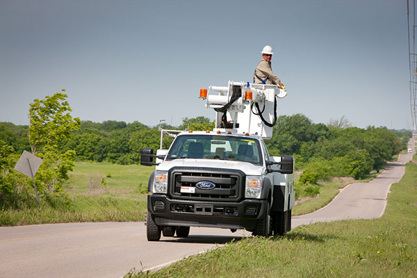 Bucket trucks with the lowest cost of ownership